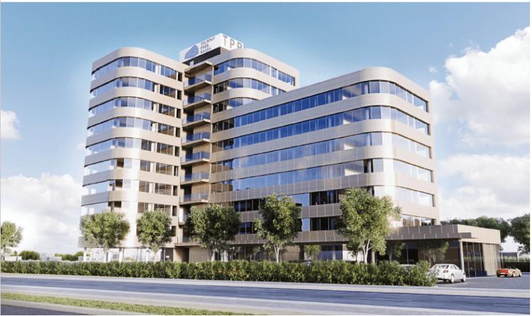 Büro Neubau Technopark Raaba